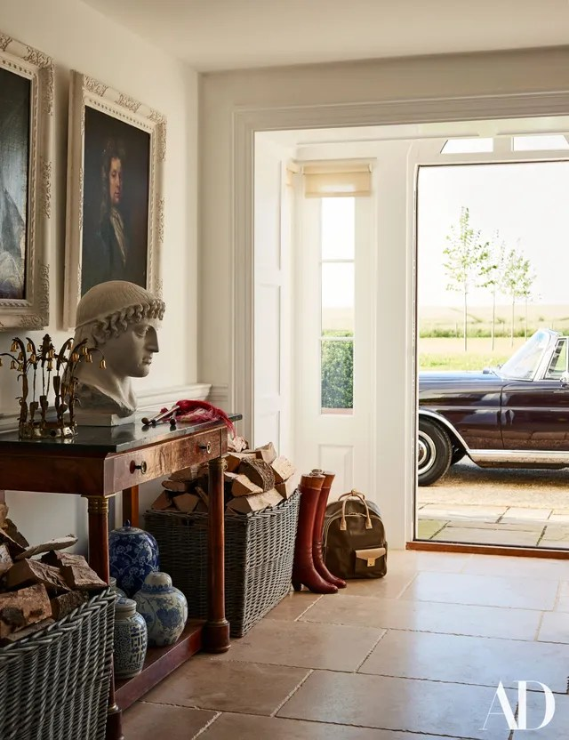 Inside India Hicks and David Flint Woods English Country