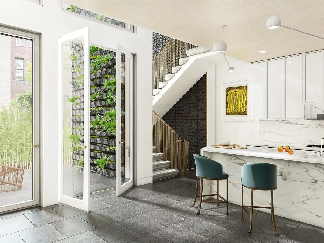 Ryan Seacrests New York City Apartment Costs 75000 a Month  Architectural Digest