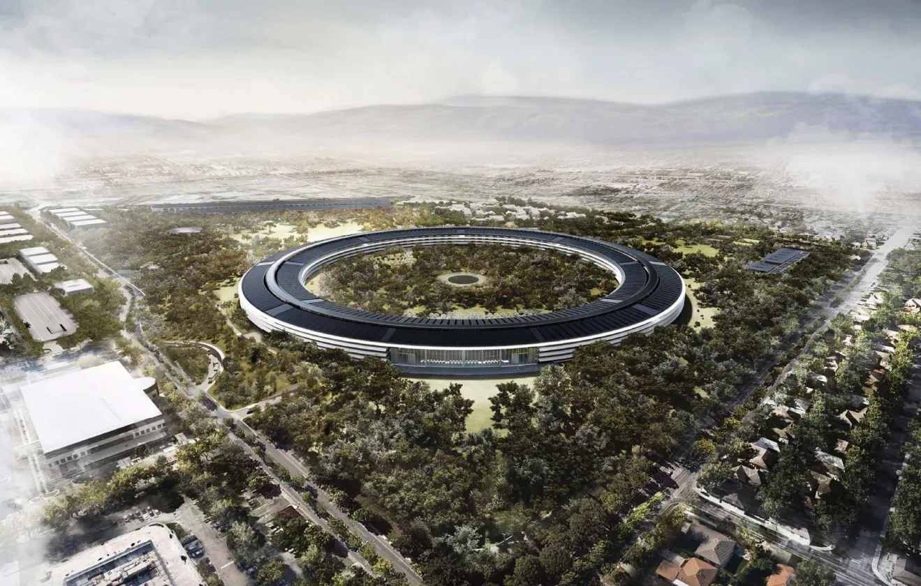 apple s new campus