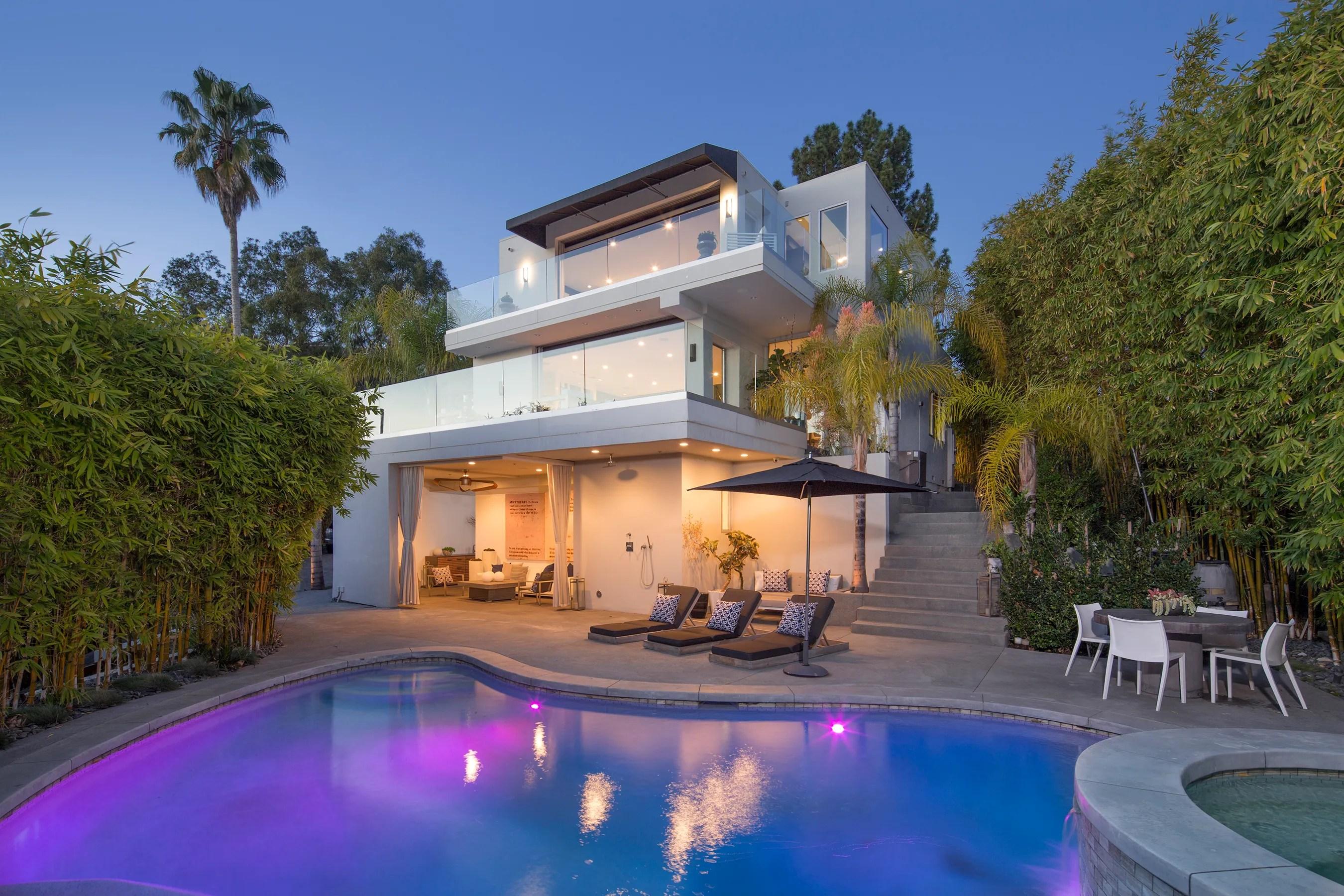 Mansions Modern Hollywood Pinterest