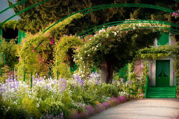 Claude Monet' Home Giverny Architectural Digest