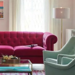 Navy Blue Living Room Furniture Red Curtains Uk How To Clean Velvet Furniture: Couch & Chair Care ...