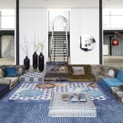 Sofa Mah Jong Roche Bobois Precio Leather Sectional Design Ideas Kenzo Takada Reimagines An Iconic Architectural Kenzō The