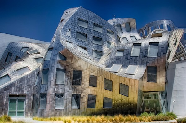Frank Gehry Buildings And Architecture
