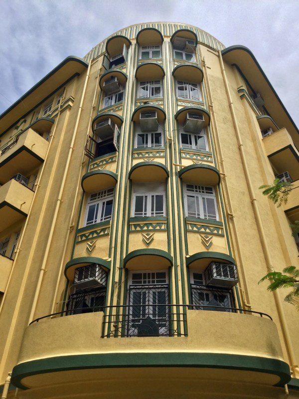 Mumbai World Largest Concentration Of Art Deco Architecture Architectural Digest