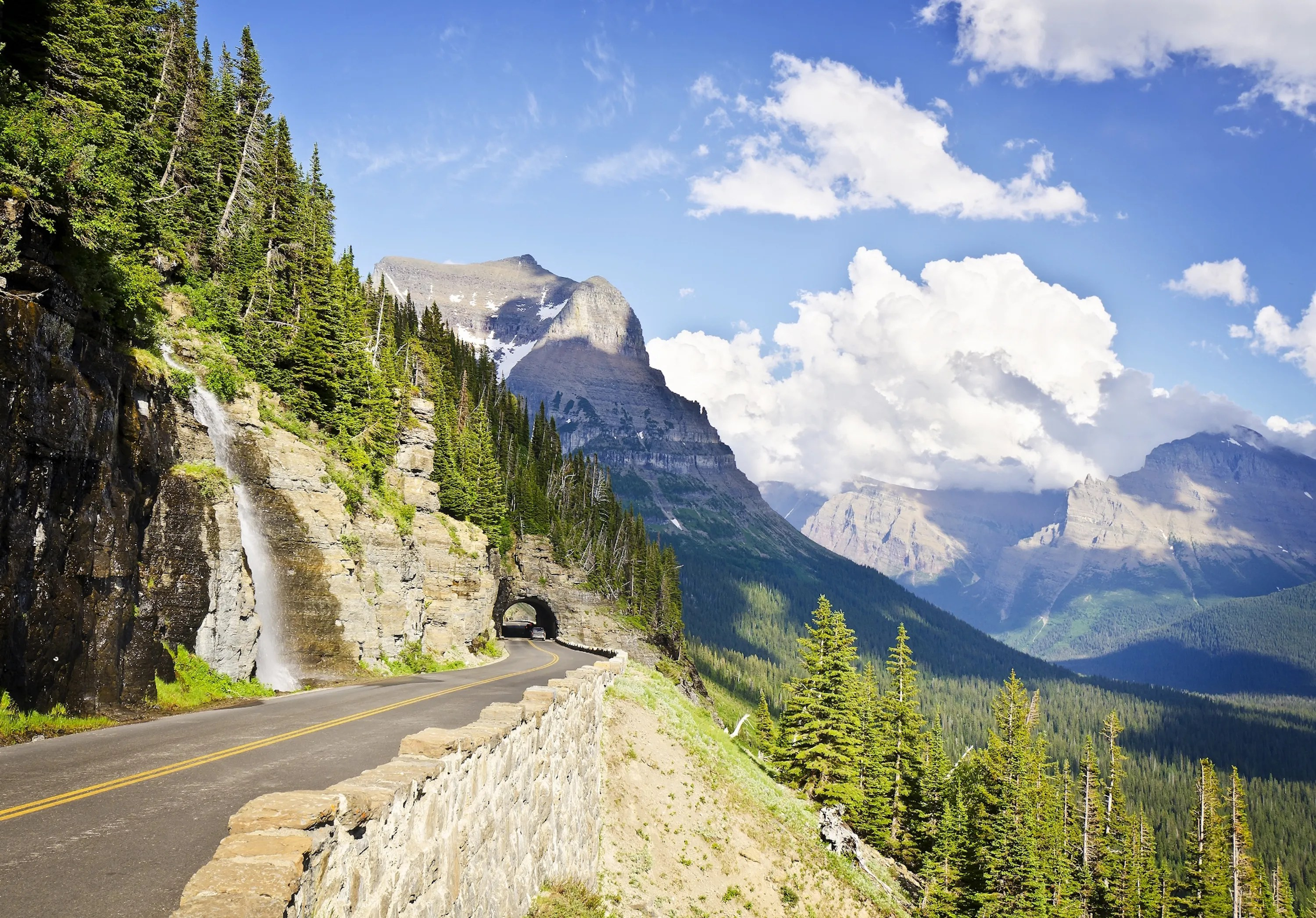 Most Beautiful Highways for Road Trips Photos