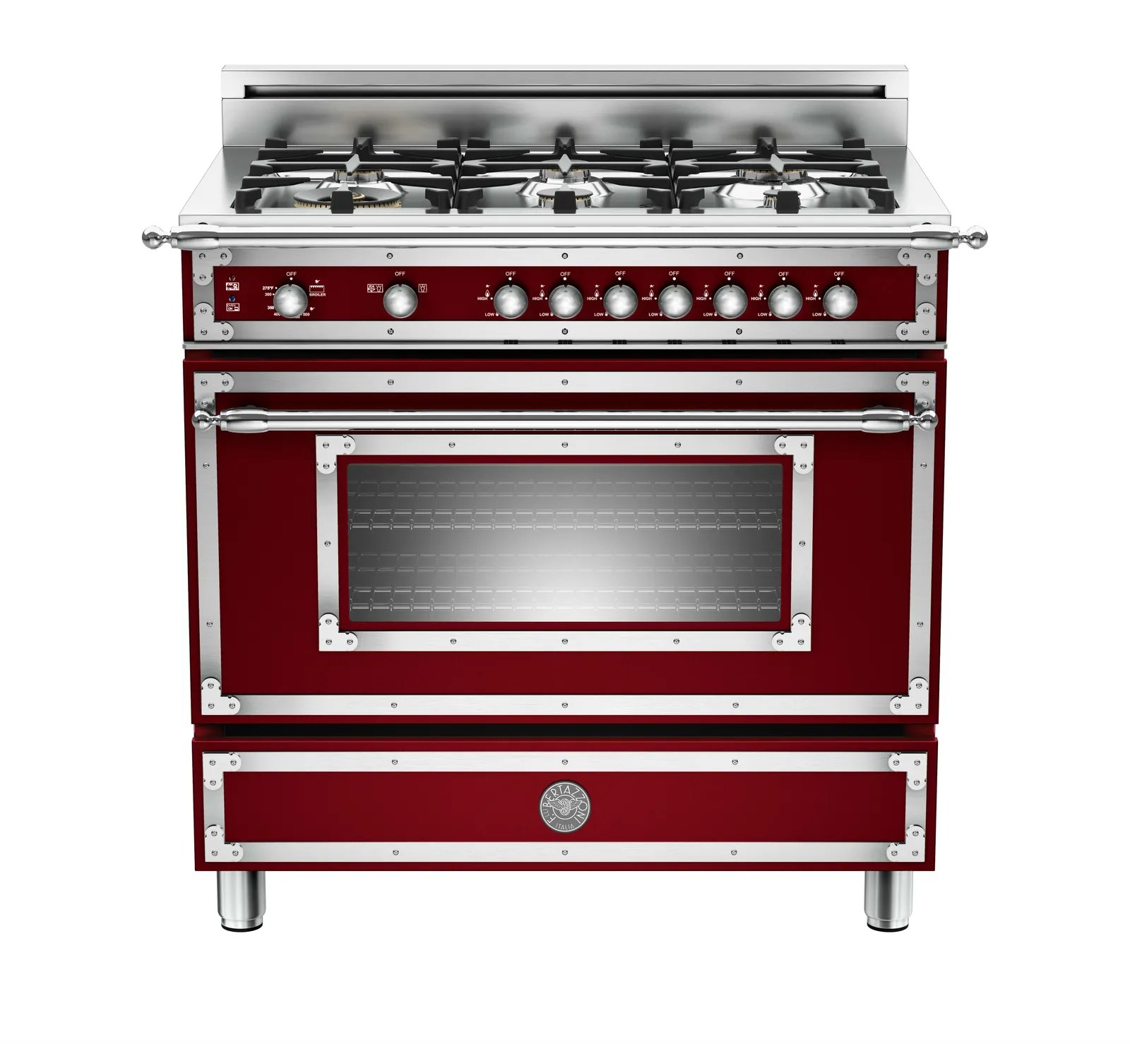 Cucina A Gas Wolf Why These 500 000 Ovens Are Worth The Price Tag Architectural
