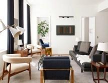 Clean-lined York Apartment Gachot Studios Dressed