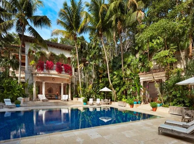 Location: Lantana, FloridaBuilt: 2002Price: $165,000,000Bed/Baths: 8 bedrooms, 15 full and 10 partial bathroomsSq. Footage: 20,597Lot Size: 15.65 acres