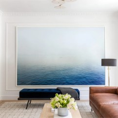 Simple Home Decor Ideas Living Room Curtains In Or Not 11 Wall For Small Homes And Apartments Architectural Large Photo Of The Ocean