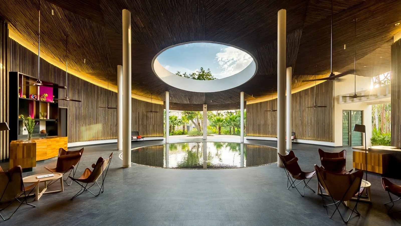 5 Beautiful Boutique Hotel Lobbies With Huge Personality