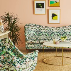 Anthropologie Sofa Pet Cover With Straps First Look: Liberty's Home Collection For ...
