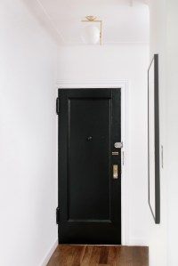 Apartment Door & 3