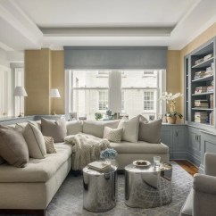 Leather Sectionals For Small Living Rooms Paint Color Schemes The Best Sofas Are Architectural Digest Neutral Room With Sectional By Ashley Darryl