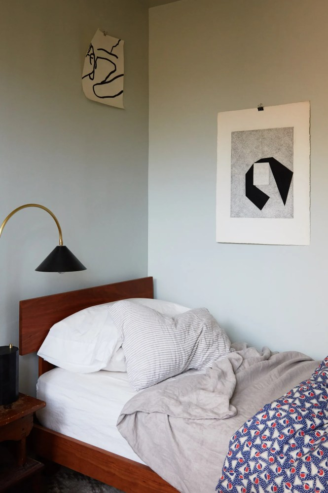 Twin Bed In Apartment