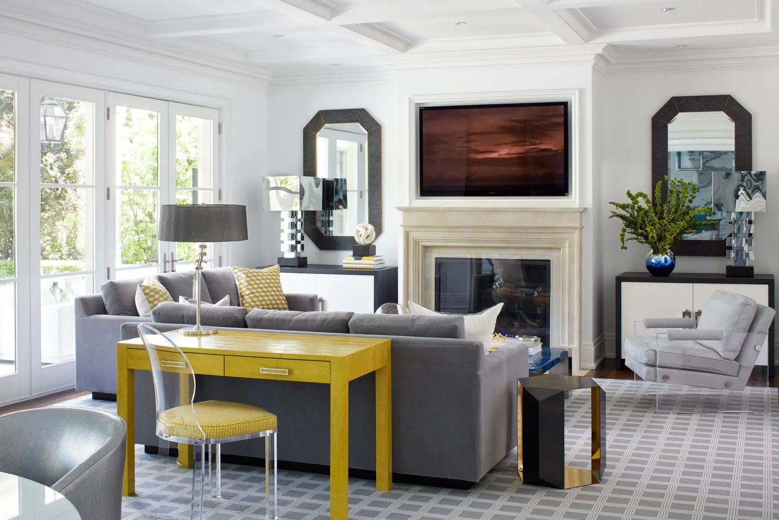 9 Best Living Room Lighting Ideas  Architectural Digest