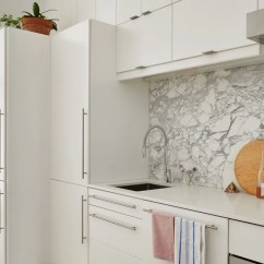 Ikea Kitchen Countertop Big Island Hacks So Your Doesn T Look Like Everyone Else S With Marble