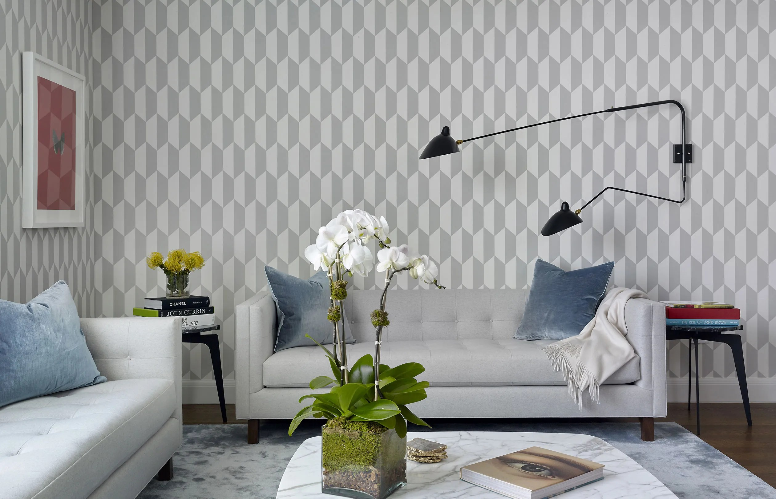 Fall In Love Again Wallpapers This Manhattan Apartment By Paris Forino Will Make You