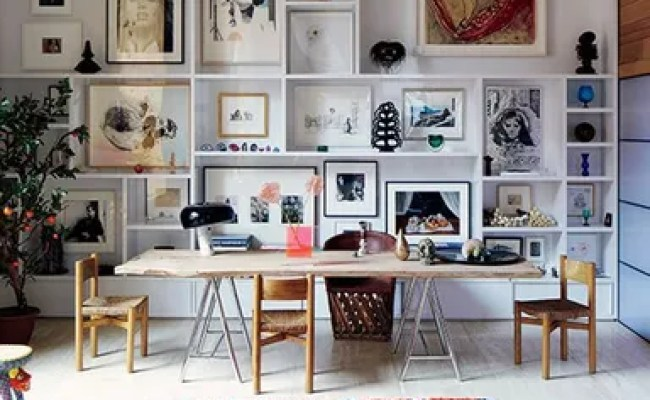 The Gallery Wall Between Us Architectural Digest