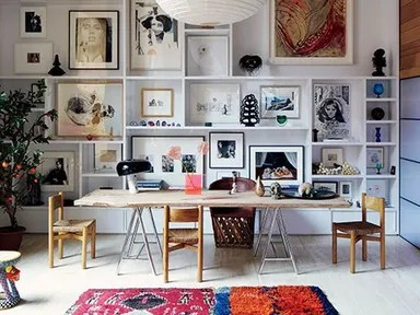 how to decorate large living room windows asian themed design the gallery wall between us | architectural digest