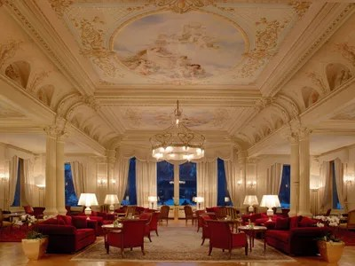 Most Beautiful Hotel Lobbies in the World  Architectural