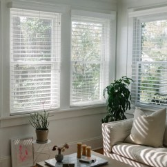 Window Blinds For Living Room Black White And Red Themed When To Use Venetian On Your Windows Architectural Digest