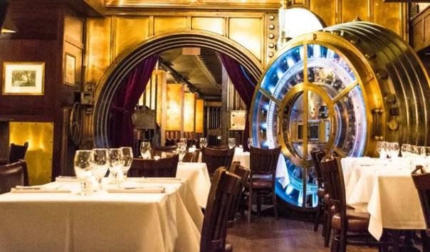 Trinity Place Restaurant & Bar—New York City