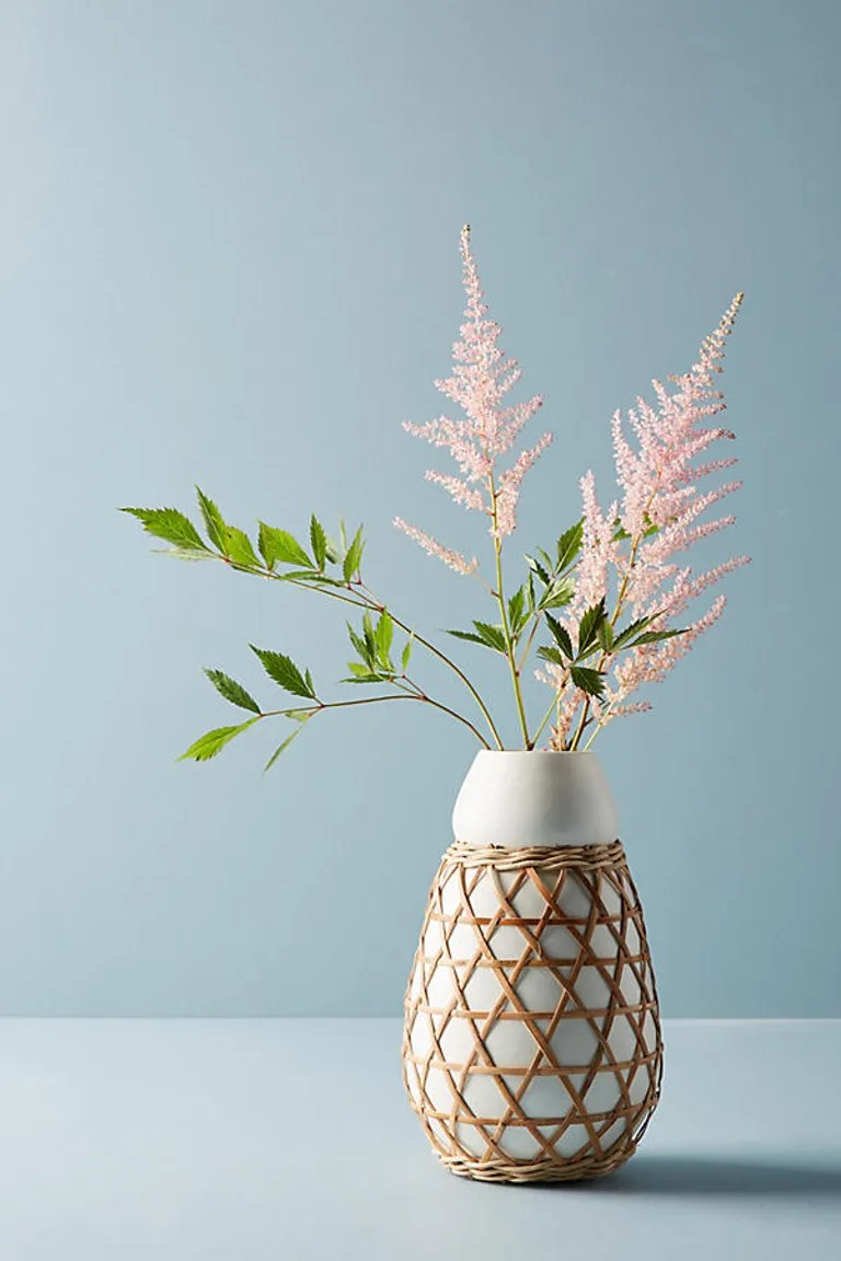 For your friend who is really leaning hard into the all-white trend but has actually has a fun personality. SHOP NOW: Woven Grass Vase, $24, anthropologie.com