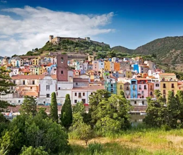 A Small Town In Sardinia Italy Is Selling Homes For   In Hopes That