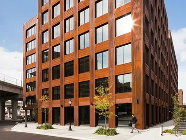 Michael Green Architecture has quickly made a name as one of the major firms leading the new wave of timber architecture in America.