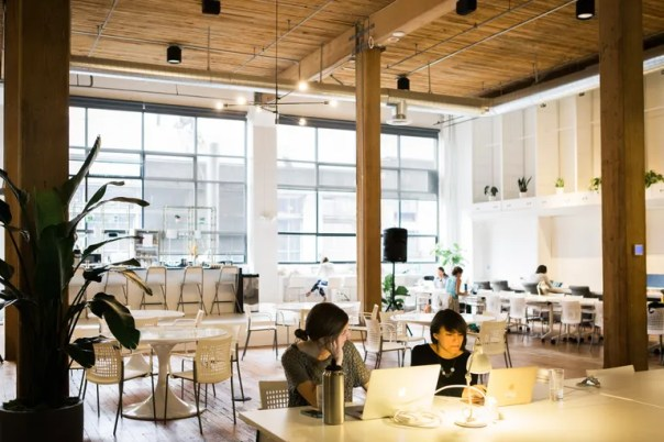 5 All-Female Coworking Clubs Where Design Counts