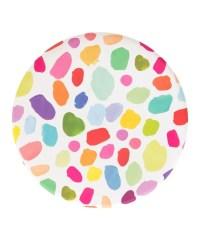 Stylish Paper Plates & 1 Set Pink Stylish Partyware ...