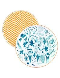 Hermes Dinnerware & Hermes Egee Dinner Plate