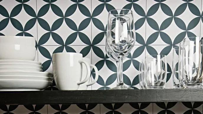 tile removable wallpaper