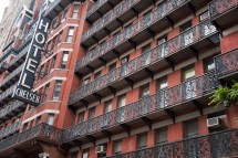 Chance Piece Of Chelsea Hotel History