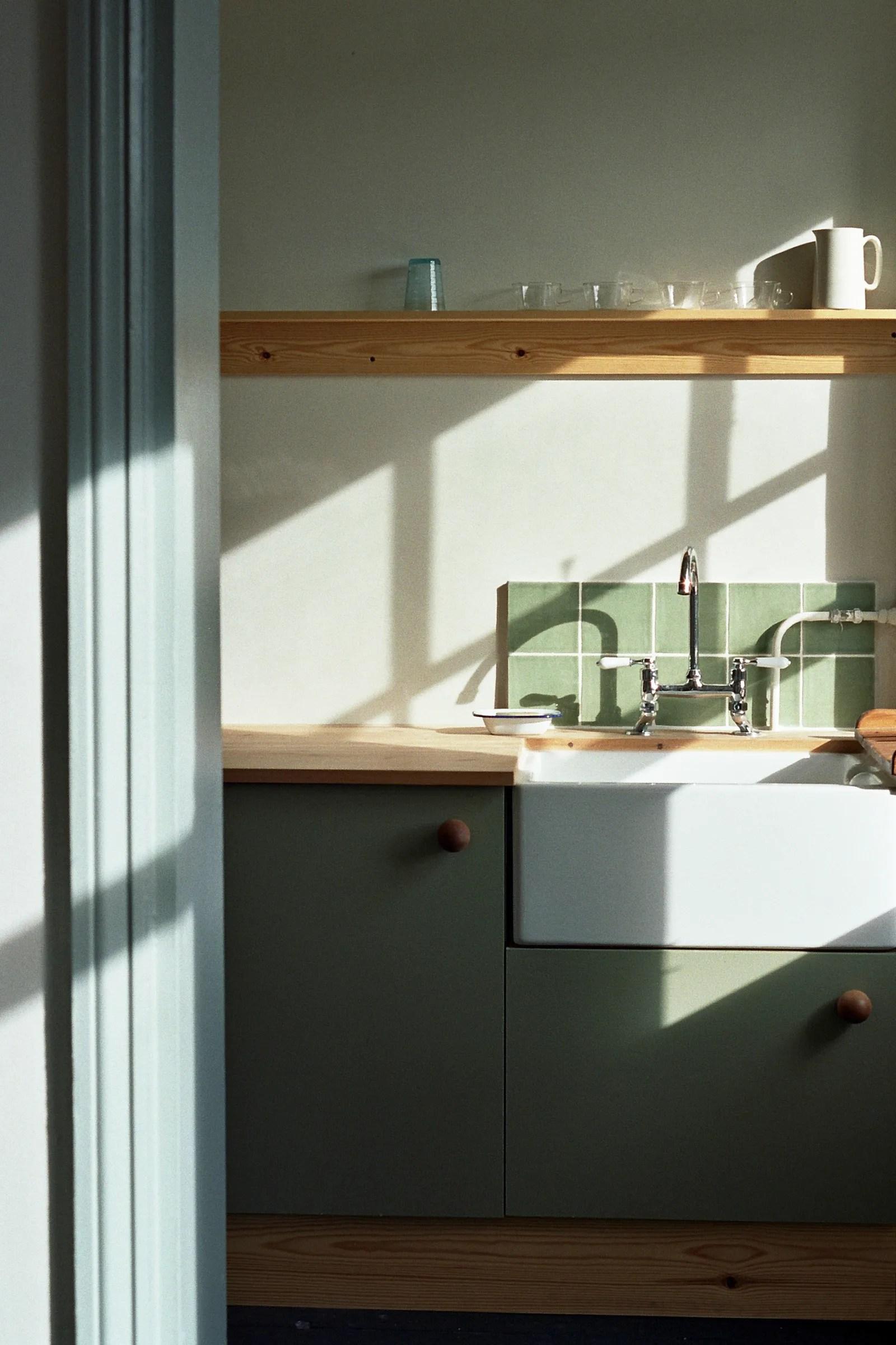 A Small Kitchen Backsplash Makes So Much Sense Architectural Digest