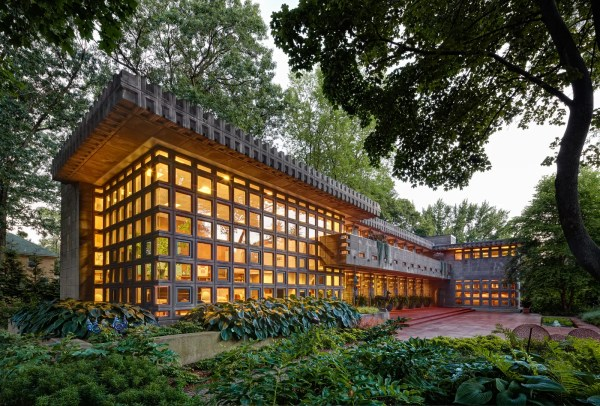 Discover Modern Architecture Of Michigan Frank