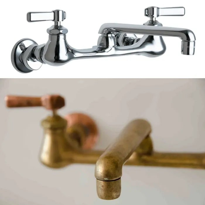 https www architecturaldigest com story antique brass faucet by stripping