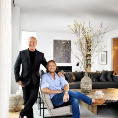 Living Room Picture Wall Home Staging Michael Kors Takes Ad Inside His Sprawling New York City ...
