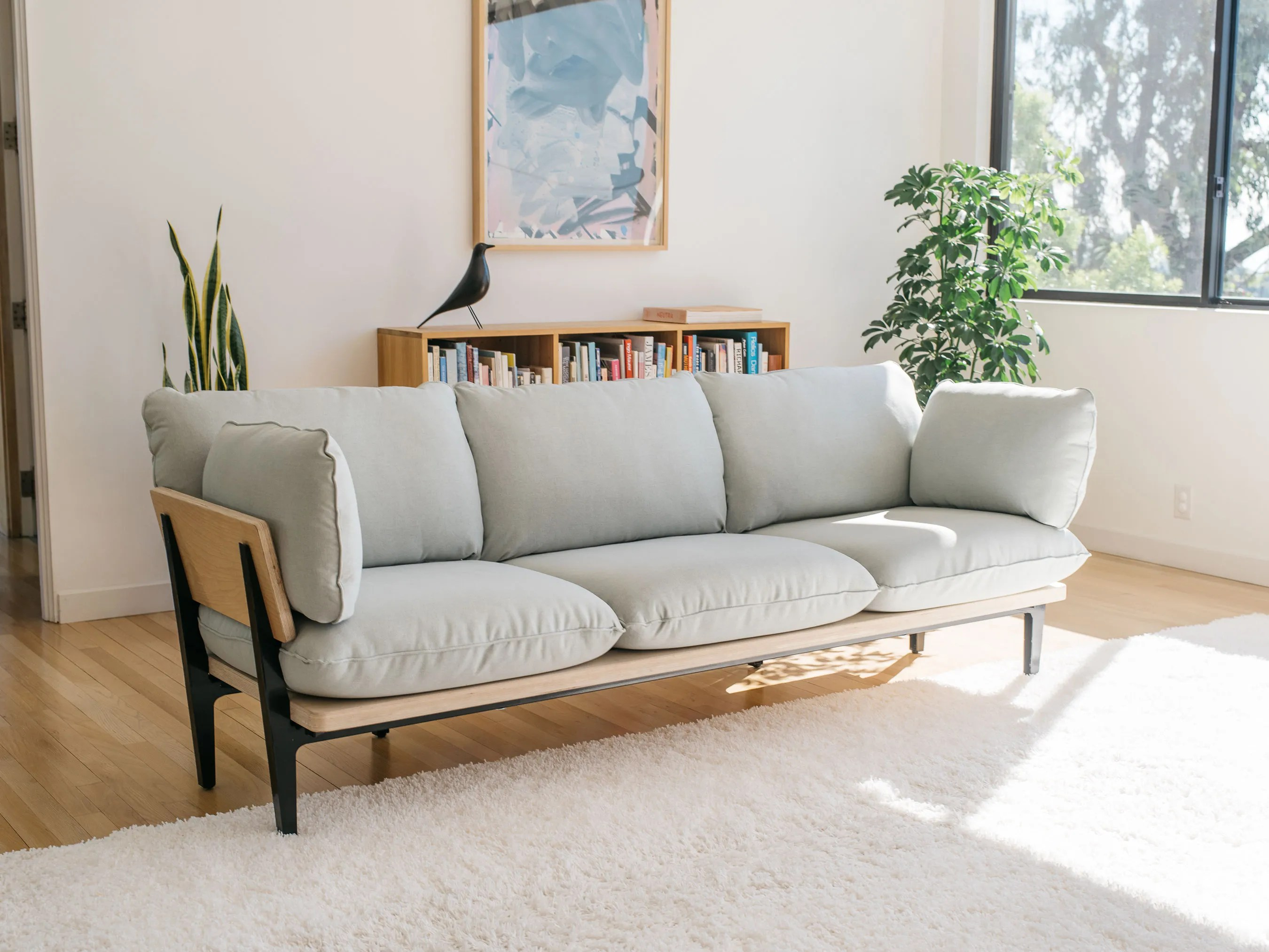 The New Floyd Sofa Is So Fancy-Looking (and Ships In 1 Day