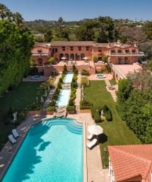 Legendary Beverly House Jfk And Jackie