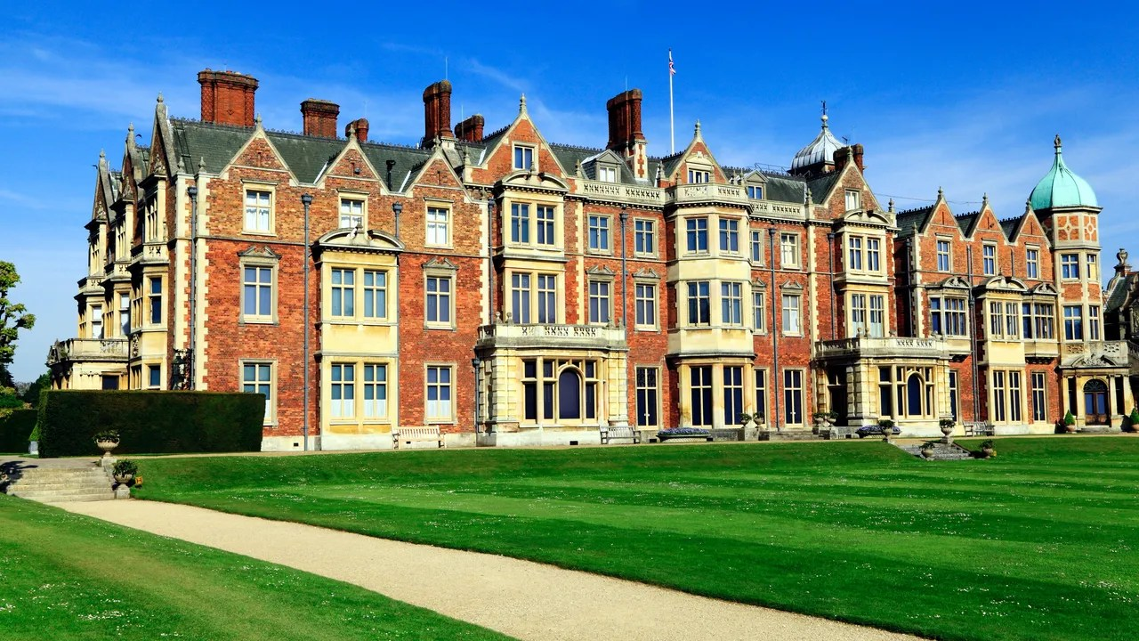 Tour Sandringham Estate The Royal Residence Where Meghan