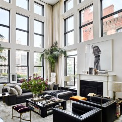 Modern Living Room Decor 2018 Warm Colors The 6 Best Celebrity Rooms Of Architectural Digest