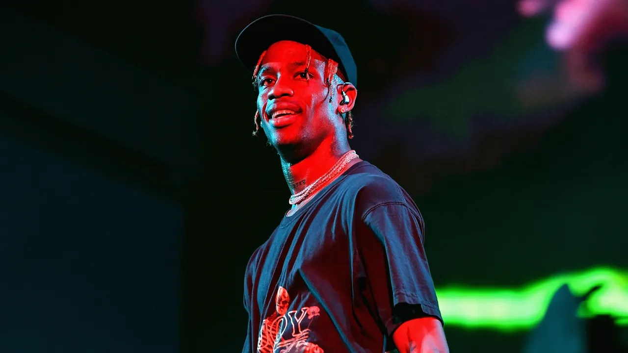 Travis Scott Gifted Daughter Stormi A Stuffed Animal Chair