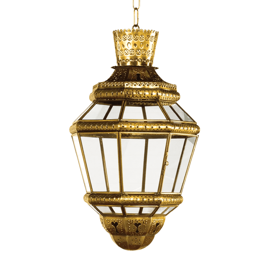 Alhambra lantern to the trade. vaughandesigns.com