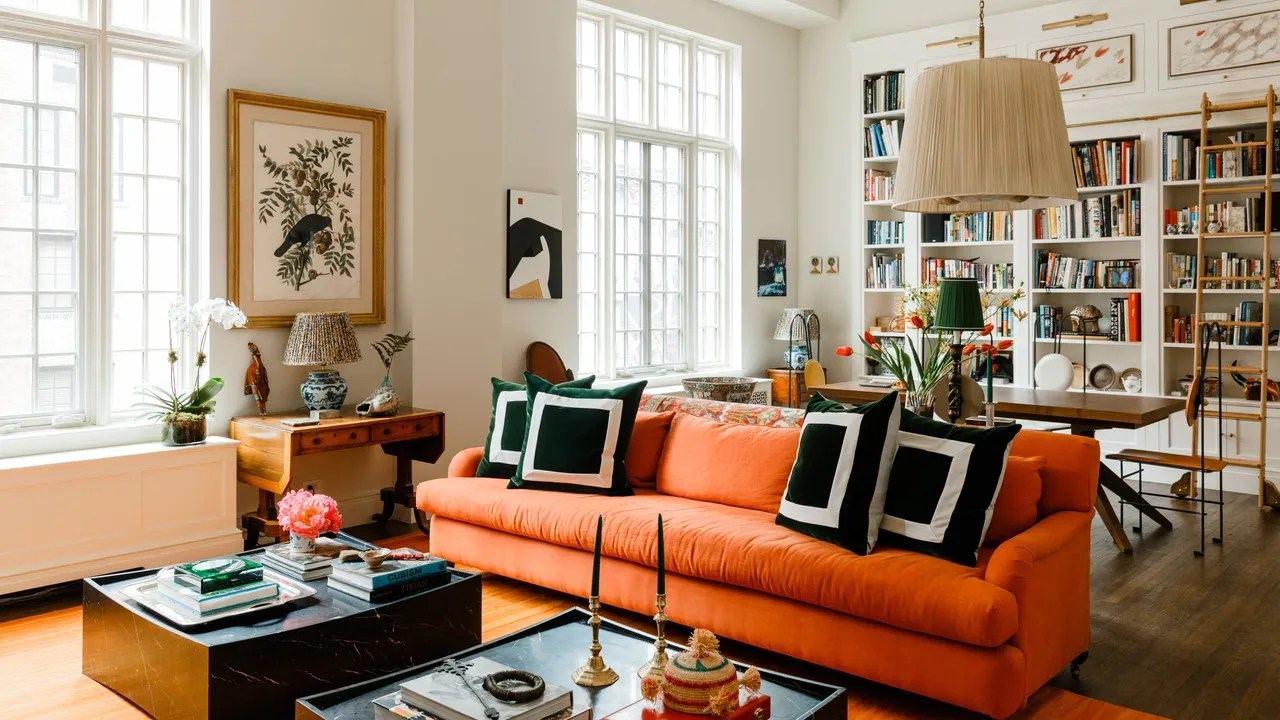 An Uptown Bachelor Pad That Breaks the Mold