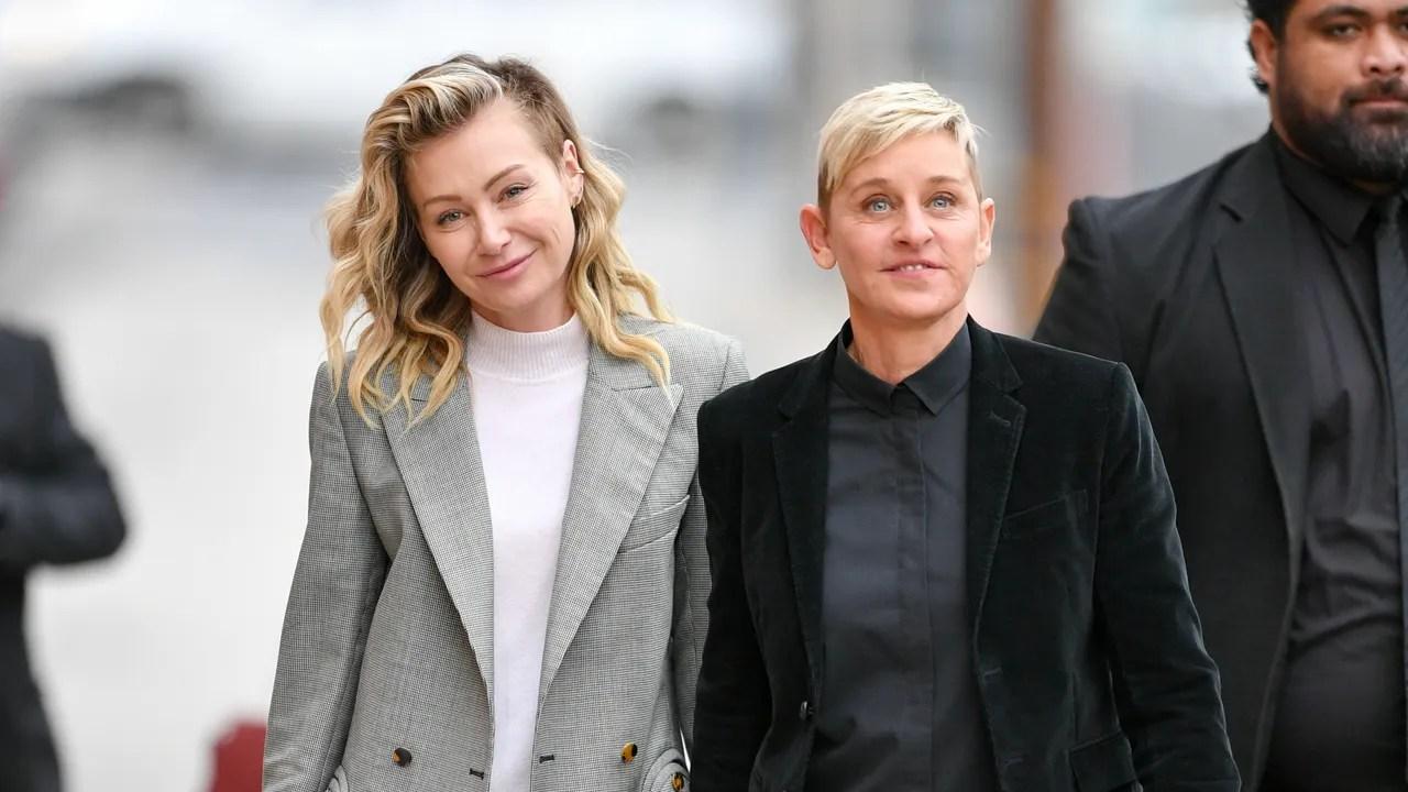 Ellen DeGeneres And Portia De Rossi List An Iconic Beverly