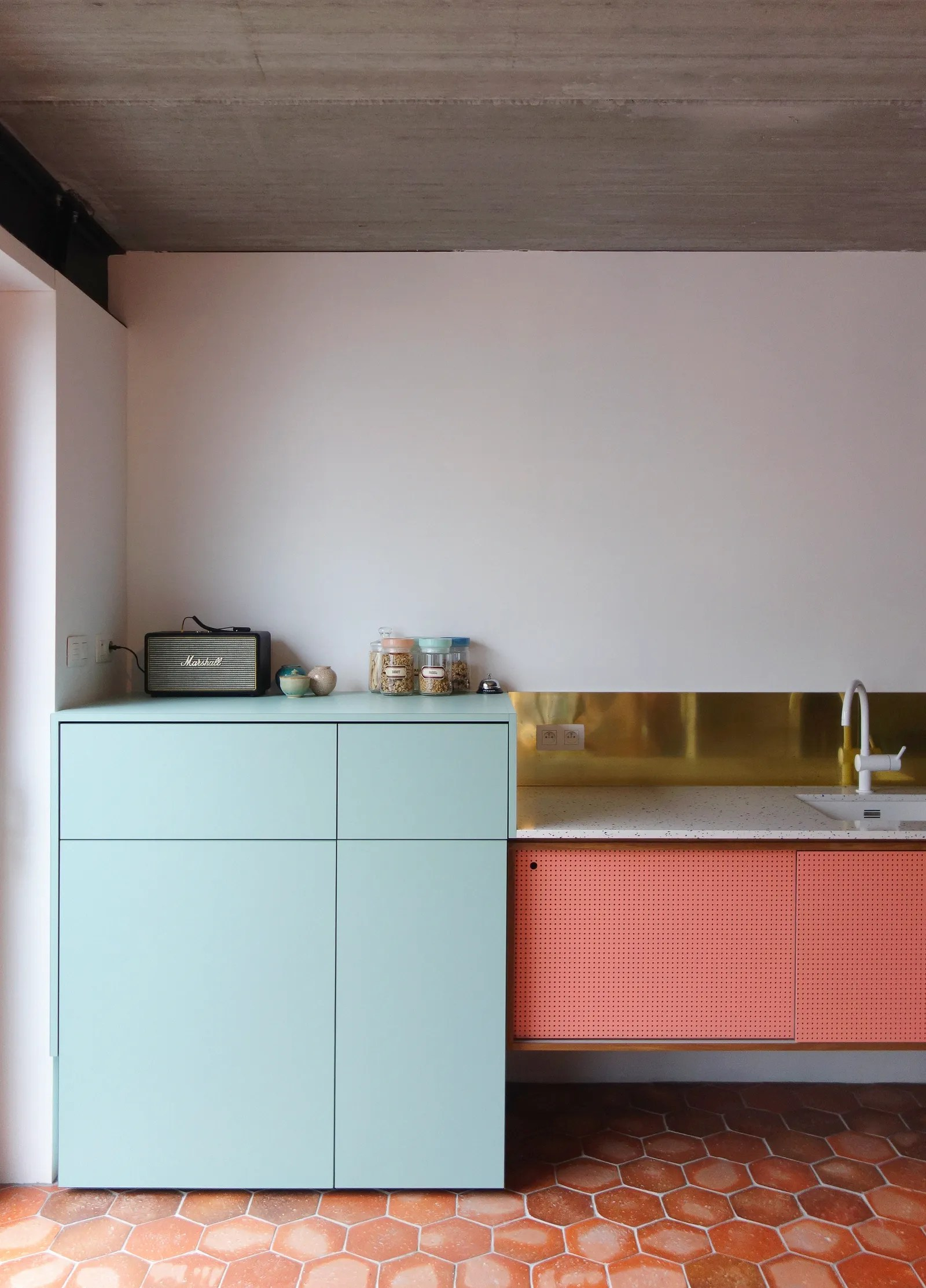 A Bold Kitchen Renovation Idea For The Indecisive