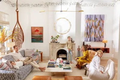 See More of Ulla Johnsons Layered Home  Architectural Digest