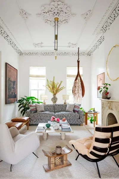 Get the Layered Look of Ulla Johnsons Brooklyn Home
